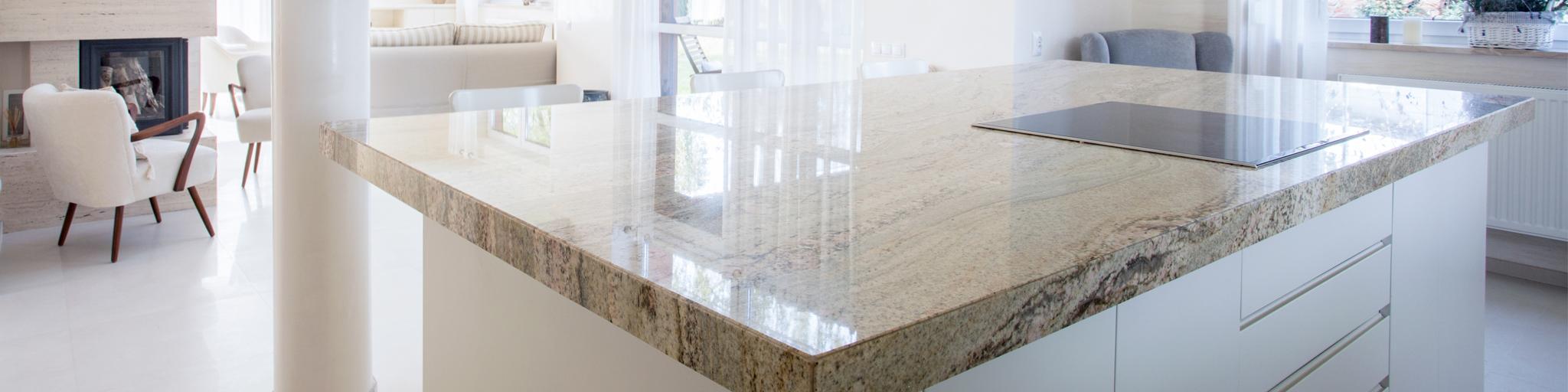 Küche Granit Naturstein Arbeitsplatte